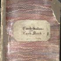 Book V Accounts, Tegalda Station: Cash Sales 1875 - 1879