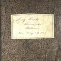 Book III Logbook, Tchernofski Station May 5, 1887 - April 22, 1888