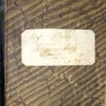 Book IV Logbook, Tshernoffsky Station 1877-1878